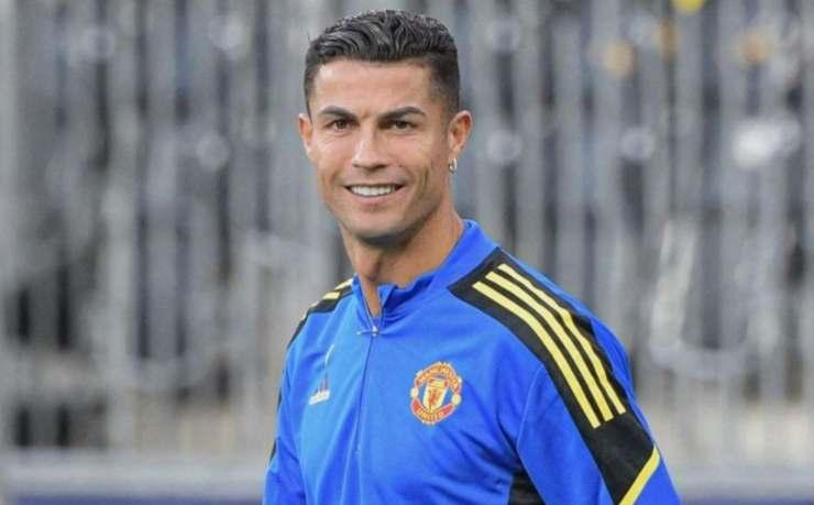 Cristiano Ronaldo casa sua