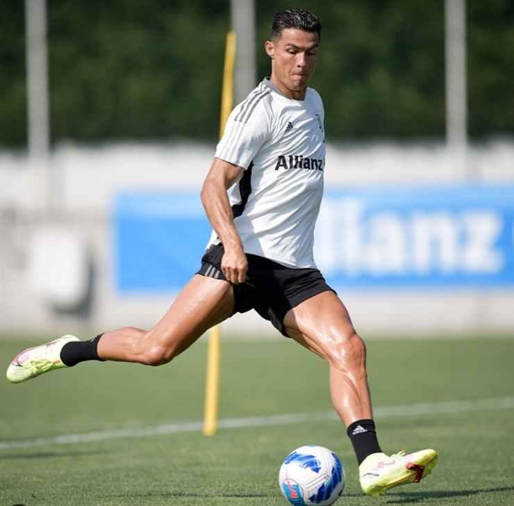 Cristiano Ronaldo vai casar com você