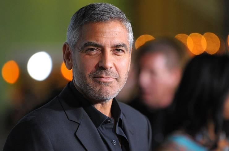 George Clooney retroscena