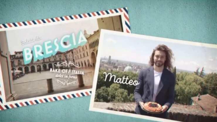 Bake Off Matteo