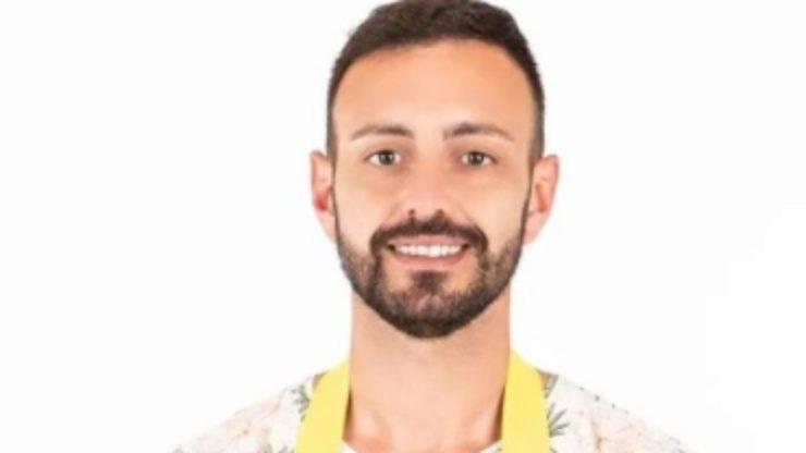 Bake Off Italia 2021 Roberto