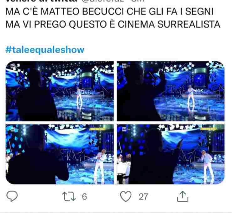 Biagio Izzo Tale e Quale Show