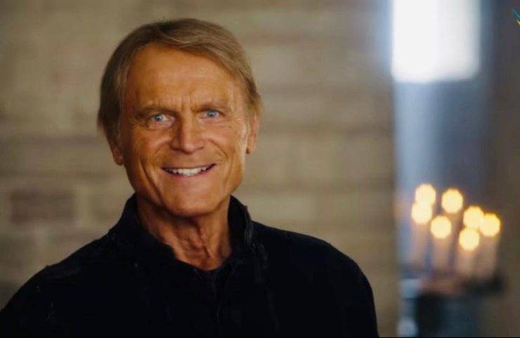 Terence Hill dopo Don Matteo