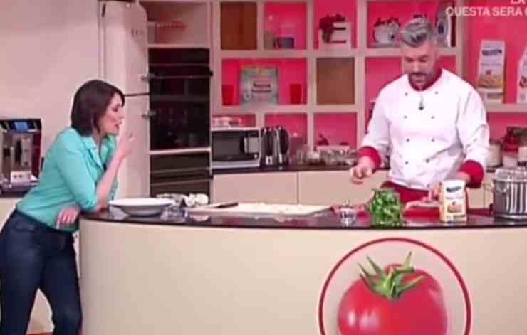 la prova del cuoco chef