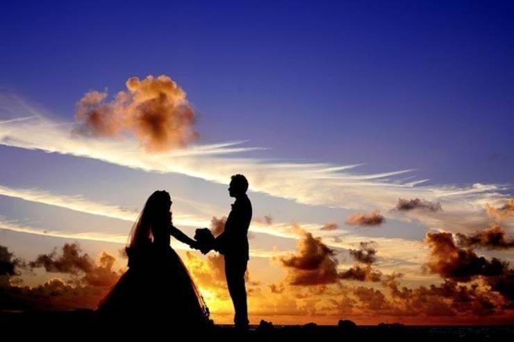 attrice nozze