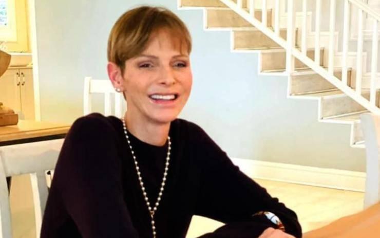Charlene di Monaco ricoverata