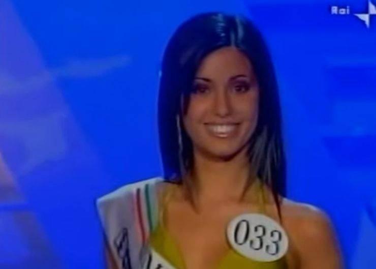 Federica Nargi a Miss Italia