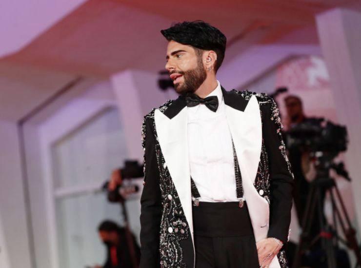 Federico Fashion Style a Ballando
