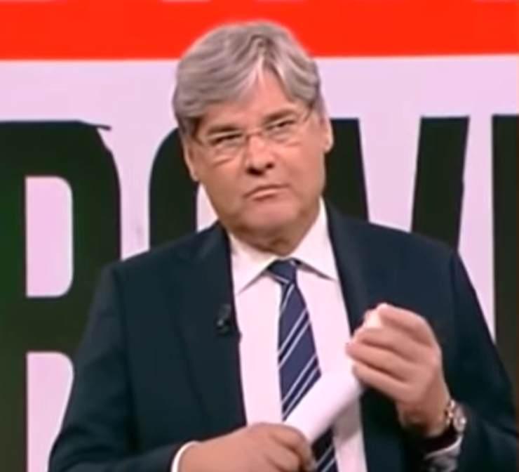 Paolo Del Debbio dimagrimento