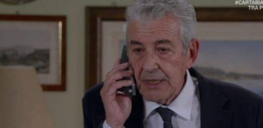 E' Renato Poggi in Un posto al sole: dove abbiamo visto l'attore, impossibile dimenticarlo lì