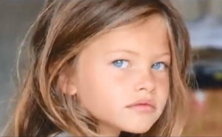 bambina più bella del mondo oggi