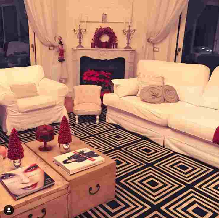 Laura Pausini casa