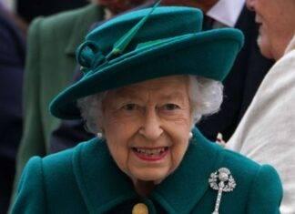 regina elisabetta decisione