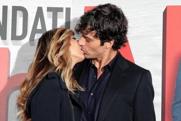 Argentero e Myriam Catania