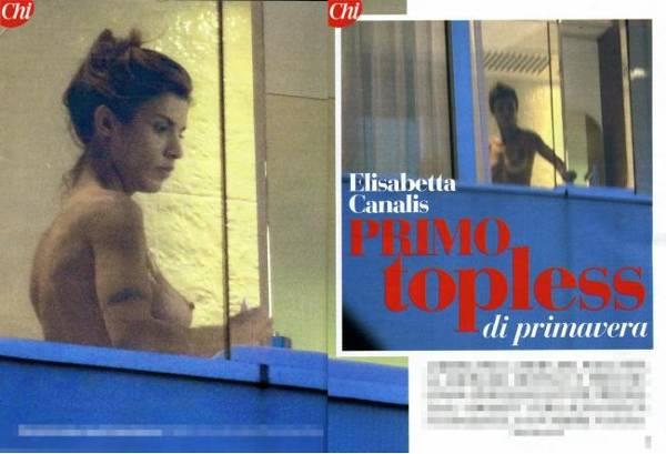 C 2 fotogallery 1010339  ImageGallery  imageGalleryItem 0 image horz 600x409 Elisabetta Canalis in topless: ecco gli scatti rubati