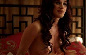 Valentina Cervi: nudo integrale per True Blood - Foto