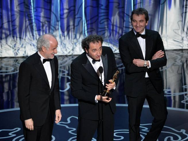 La Grande Bellezza trionfa alla notte degli Oscar