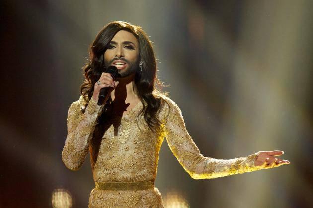 Conchita Wurst Trans Eurovision