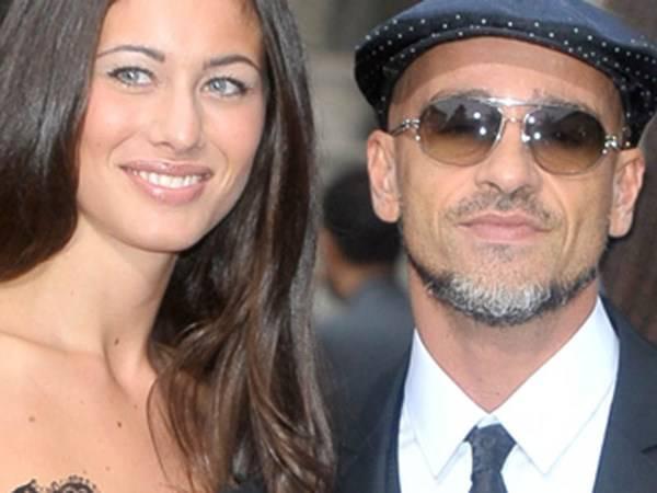 Marica Pellegrinelli ed Eros Ramazzotti