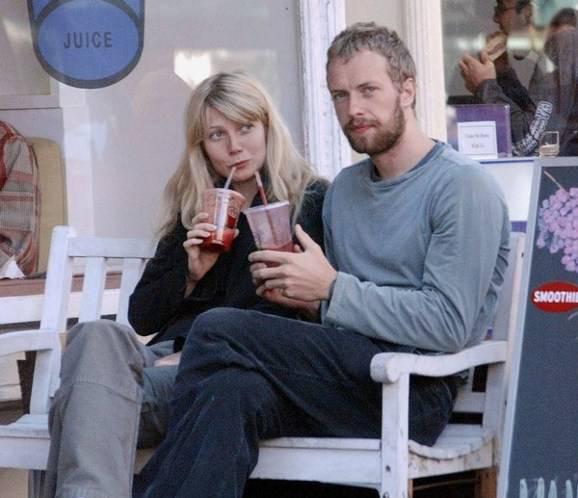 Gwyneth Paltrow e Chris Martin