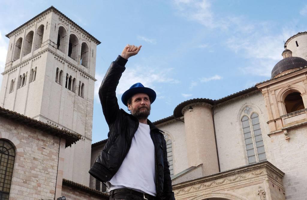 Jovanotti Assisi