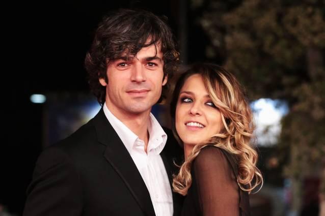 Luca Argentero e Miriam Catania