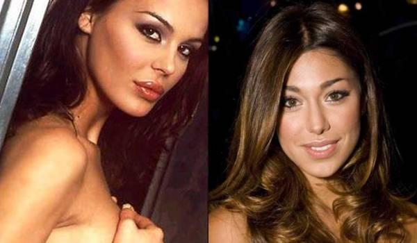 Isola dei Famosi 2011, Nina Moric contro Belen Rodriguez ...