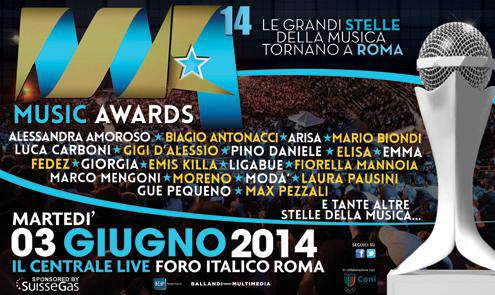 Music Awards 2014