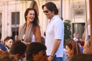 Samantha De Grenet e Luca Barbato di nuovo insieme