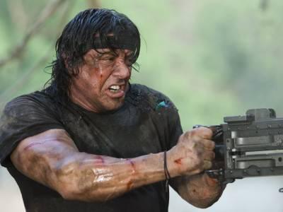 SylvesterStallone rambo 13649618 Rambo 5: Sylvester Stallone a 65 anni si prepara al nuovo sequel