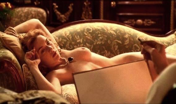 TitNaakt Titanic 3D: la Cina censura il nudo di Kate Winslet