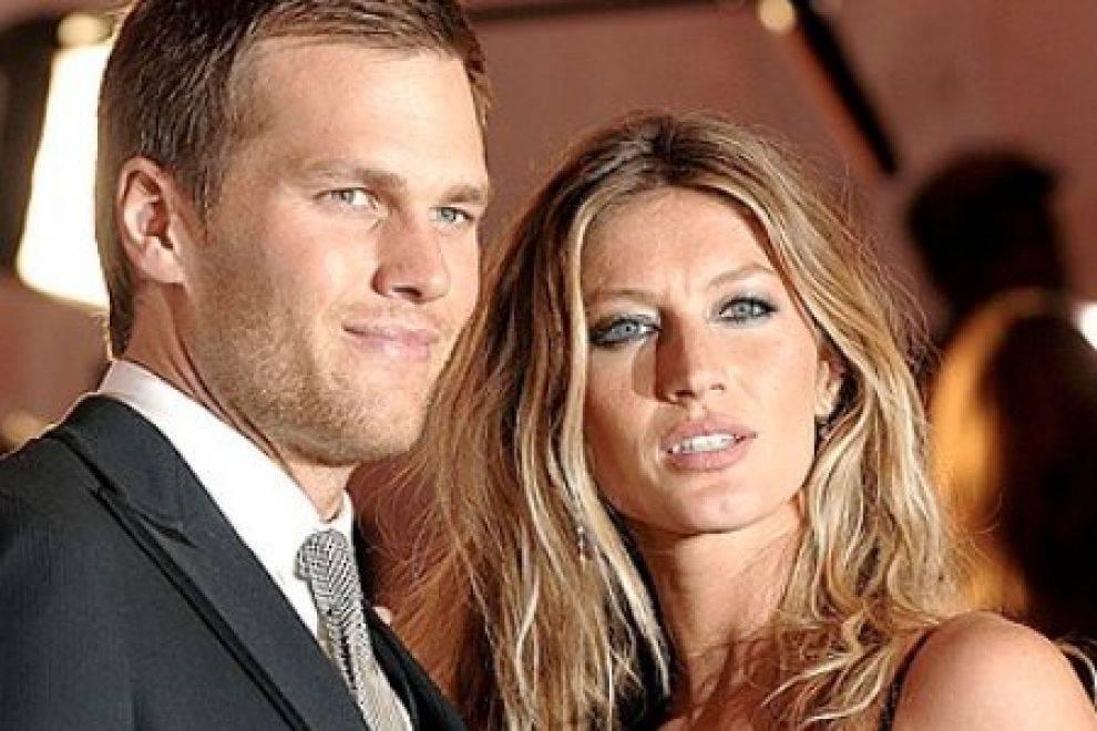 Tom Brady e Gisele Bündchen