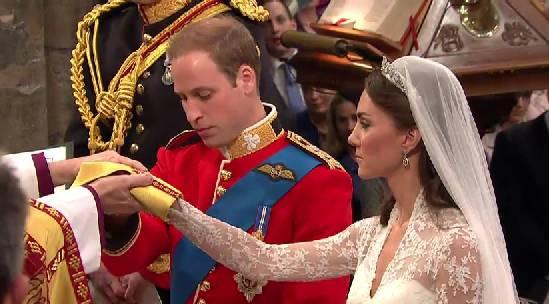 Tema Matrimonio William E Kate : William e kate la diretta del matrimonio dell anno foto