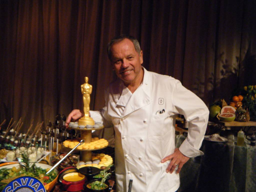 Wolfgang Puck chef