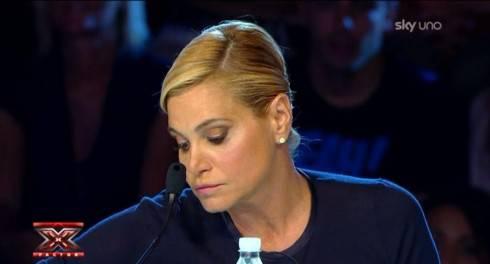Simona Ventura X Factor 8