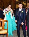 cattelan e sauer sposi cerimonia