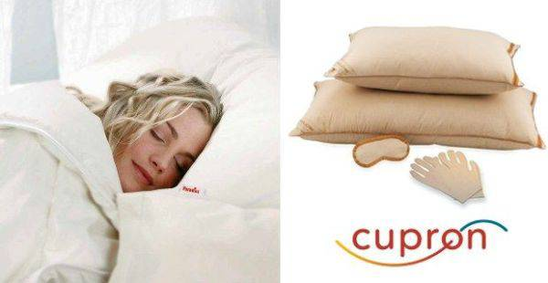 cupron default Antirughe: la federa che rigenera la pelle e combatte le rughe nel sonno