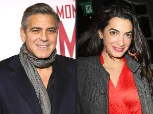 george clooney si sposa