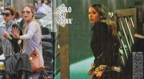 ilary blasi crisi totti 1 Ilary Blasi e Francesco Totti in crisi: lei in vacanza a Tel Aviv con le amiche   Foto