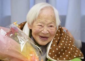 misao la donna più anziana del mondo