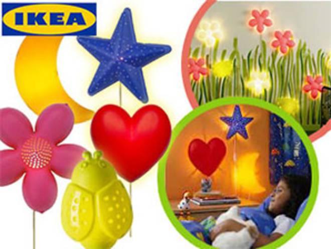 Ikea ritirate 4mila lampade smila pericolo soffocamento per i bambini - Ikea lampade bambini ...