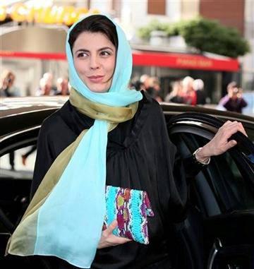 Leila Hatami, star del cinema della Repubblica Islamica