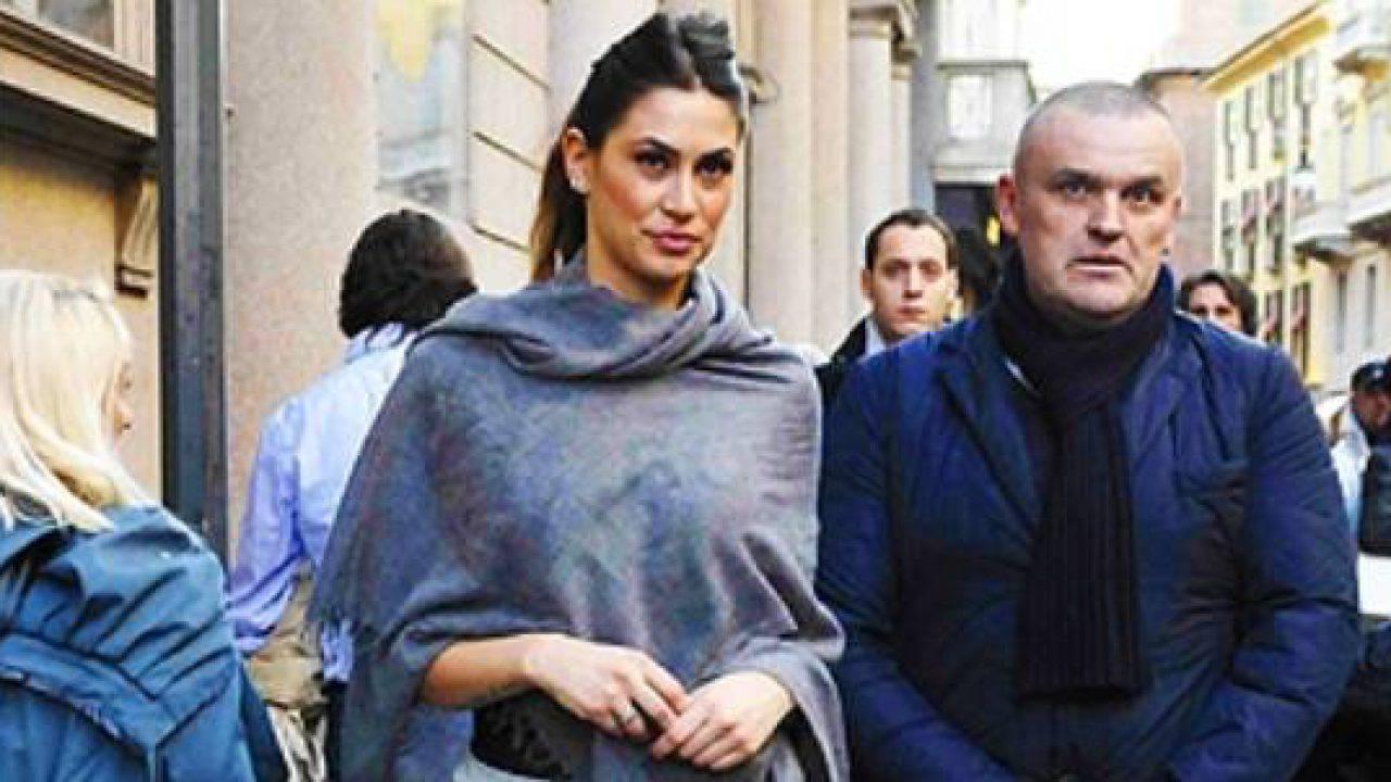 Melissa Satta: shopping a Milano senza Boateng ma con guardia del ...