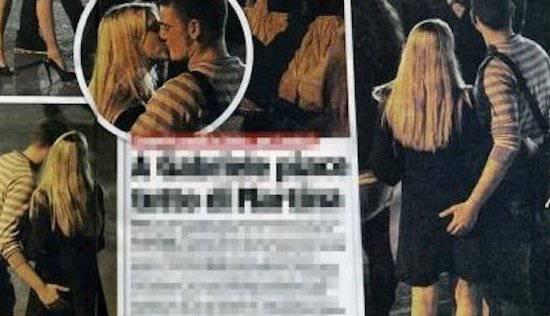 stella Martina Stella: palpatine hot con il fidanzato Gabriele Gregorini   Foto
