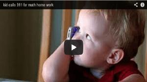 video bambino